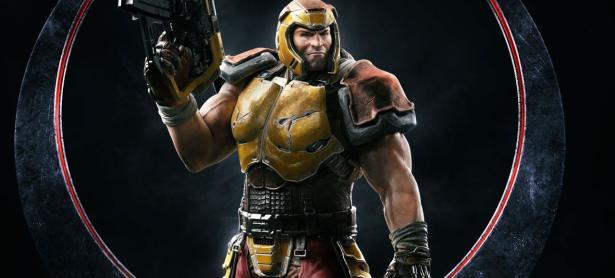 Aún puedes obtener la versión free-to-play de <em>Quake Champions</em>