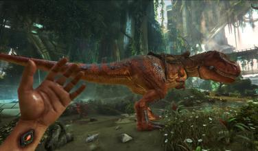 Ark: Extinction muestra su primer trailer in-game