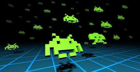 Festigame nos invita a vivir actividades de Space Invaders