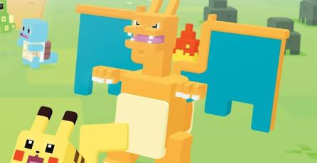 Podrás jugar <em>Pokémon Quest</em> en iPhone y Android la próxima semana