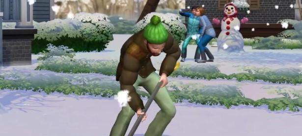 Tus Sims ya pueden disfrutar las estaciones del año en <em>The Sims 4</em>