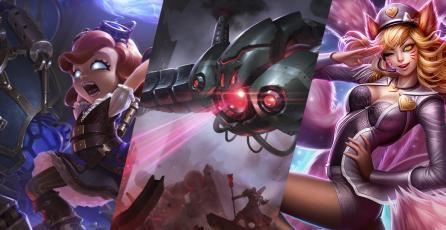 Riot Games hará más fuerte a populares magos de League of Legends