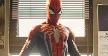Actor de voz filtra al misterioso villano de <em>Spider-Man</em> para PS4
