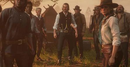 Strauss Zelnick habla sobre las expectativas de venta de <em>Red Dead Redemption 2</em>