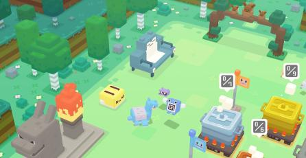 Ya puedes jugar Pokémon Quest totalmente gratis en Switch, Android e iOS