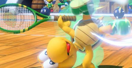<em>Mario Tennis Aces</em> dominó las ventas de la semana en Japón