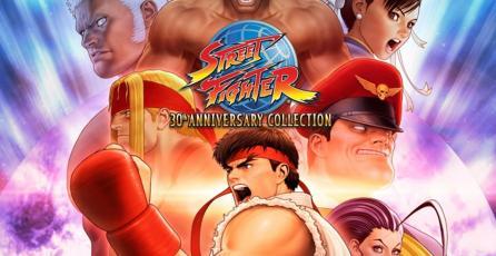 <em>Street Fighter 30th Anniversary</em> recibirá una actualización importante