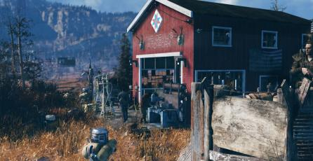 Así es como funcionará la plataforma C.A.M.P. en <em>Fallout 76</em>