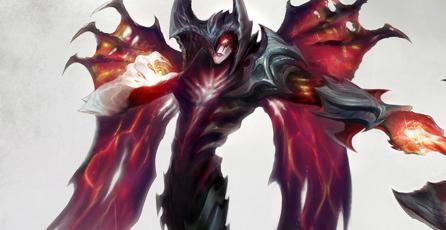 Conoce las nuevas habilidades de Aatrox, el campeón de <em>League of Legends</em>