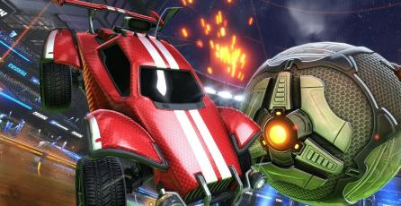 Juega <em>Rocket League</em> gratis este fin de semana