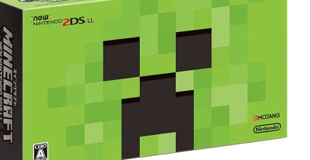 Checa el New Nintendo 2DS XL Creeper Edition de <em>Minecraft</em>