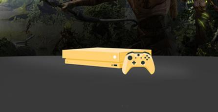 Usuarios de Xbox Game Pass pueden ganar un Xbox One X dorado