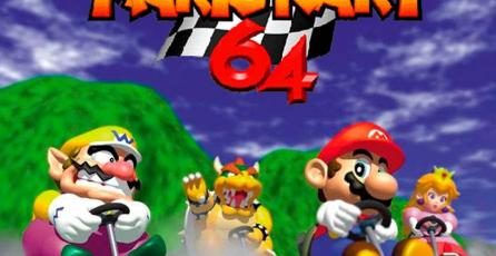Encuentran caja de <em>Mario Kart 64</em> en una sucursal de Toys &quot;R&quot; Us