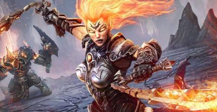 Fury desata su poder en el nuevo trailer de <em>Darksiders III</em>