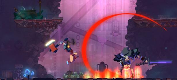 La brutal acción de <em>Dead Cells</em> llegará el próximo mes a consolas