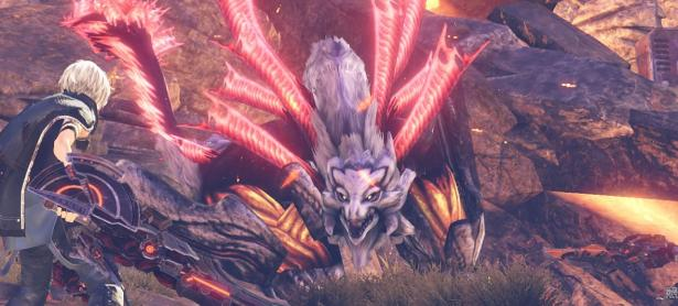 Capturas muestran a un nuevo y poderoso Aragami de <em>God Eater 3</em>
