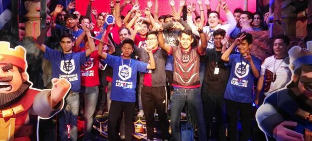 Mexicano se lleva al triunfo en competencia de la Clash Royale League