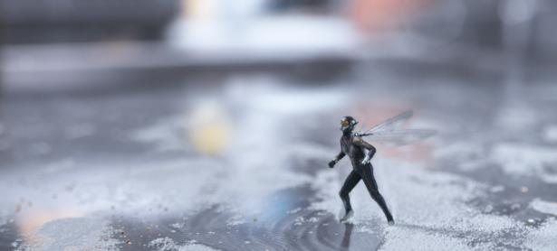 Ant-Man and The Wasp: una historia subatómica en un gran universo.
