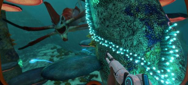 Subnautica confirma su llegada a PlayStation 4 este mismo año