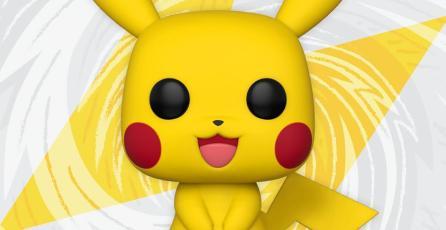 Pikachu será el primer Funko Pop! de <em>Pokémon</em>