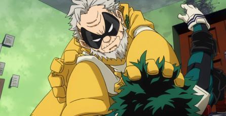 Así pelearán Gran Torino y Muscular en <em>My Hero One's Justice</em>