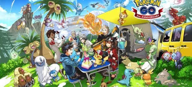 Sinnoh llegará a Pokémon Go acorde su más reciente anuncio