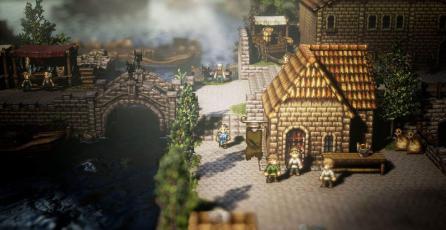 Octopath Traveler ya está disponible en Nintendo Switch