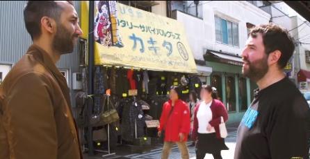 Visitando Dobuita: el video que recorre los lugares reales de <em>Shenmue</em>