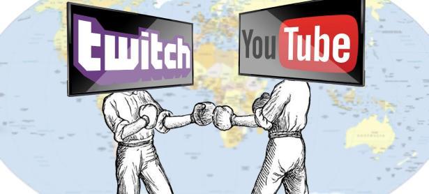 Youtube comienza a banear usuarios que promocionan sus streams de Twitch