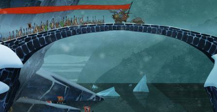 Confirman versión física de la trilogía <em>The Banner Saga</em> para Switch