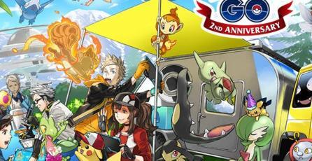 Niantic insinúa que criaturas de Sinnoh llegarán a <em>Pokémon GO</em>