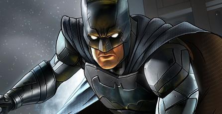 La ESRB clasifica <em>Batman: The Enemy Within</em> para Switch