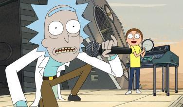 A Cristopher Lloyd le gustaría aparecer en Rick and Morty