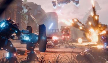 <em>Gene Rain</em>: nuevo TPS para PlayStation 4 estrena Trailer de lanzamiento