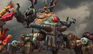 Ya inició el evento Warchrome Wastes de <em>Heroes of the Storm</em>
