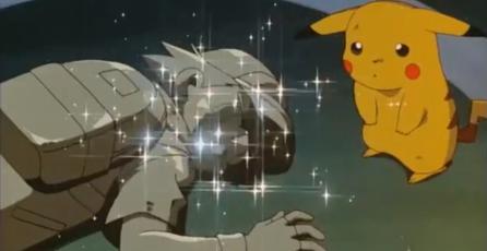 Se cumplen 20 años desde que Ash se volvió piedra en película de Pokémon