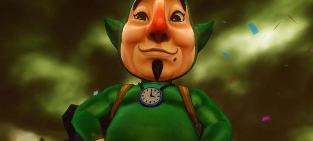 Tingle de <em>The Legend of Zelda</em> iba a protagonizar un juego de terror