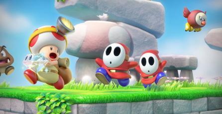 <em>Captain Toad: Treasure Tracker</em> (Switch)