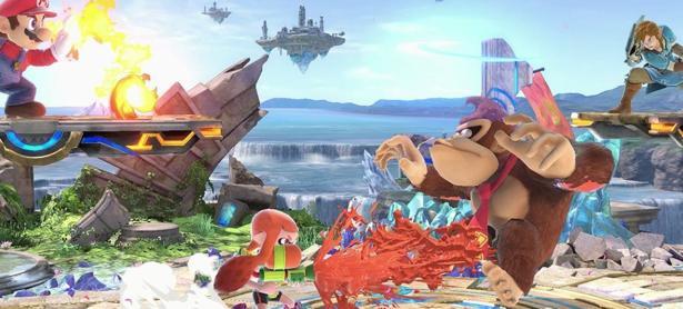 Sakurai mantuvo desarrollo de <em>Super Smash Bros. Ultimate</em> en secreto