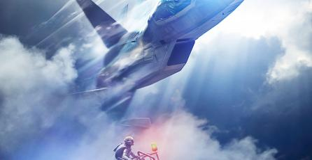 <em>Ace Combat 7: Skies Unknown</em> estrena sitio oficial en Japón