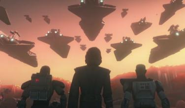 Disney anuncia el regreso de <em>Star Wars: The Clone Wars</em> con nueva temporada