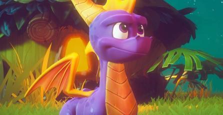 Sitio de <em>Spyro Reignited Trilogy</em> refiere versiones para Switch y PC