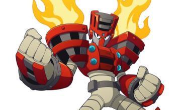 Torch Man tratará de pulverizarte en <em>Mega Man 11</em>