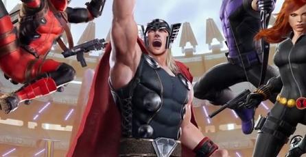 Podrás ser Thor, Wolverine o Hulk en <em>Marvel Powers United VR</em>