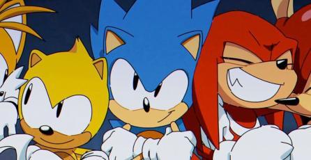 <em>Sonic Mania Plus</em> debutó entre los títulos más populares de Reino Unido