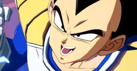 Así se ven las versiones base de Goku y Vegeta en <em>Dragon Ball FighterZ</em>