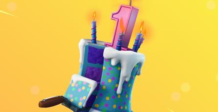 ¡Ya comenzó el evento de cumpleaños de <em>Fortnite</em>!
