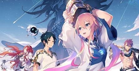 SEGA anuncia <em>Idola Phantasy Star Saga</em>