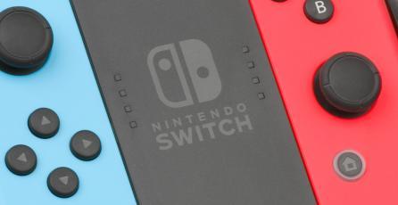 Nintendo Switch fue la consola más vendida de la semana en Japón