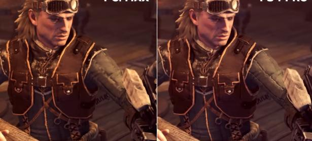 Así luce la comparativa de gráficos de Monster Hunter World entre consolas y PC